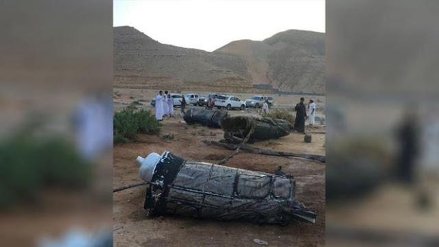 Саудівська Аравія заявила про перехоплення трьох ракет з Ємену