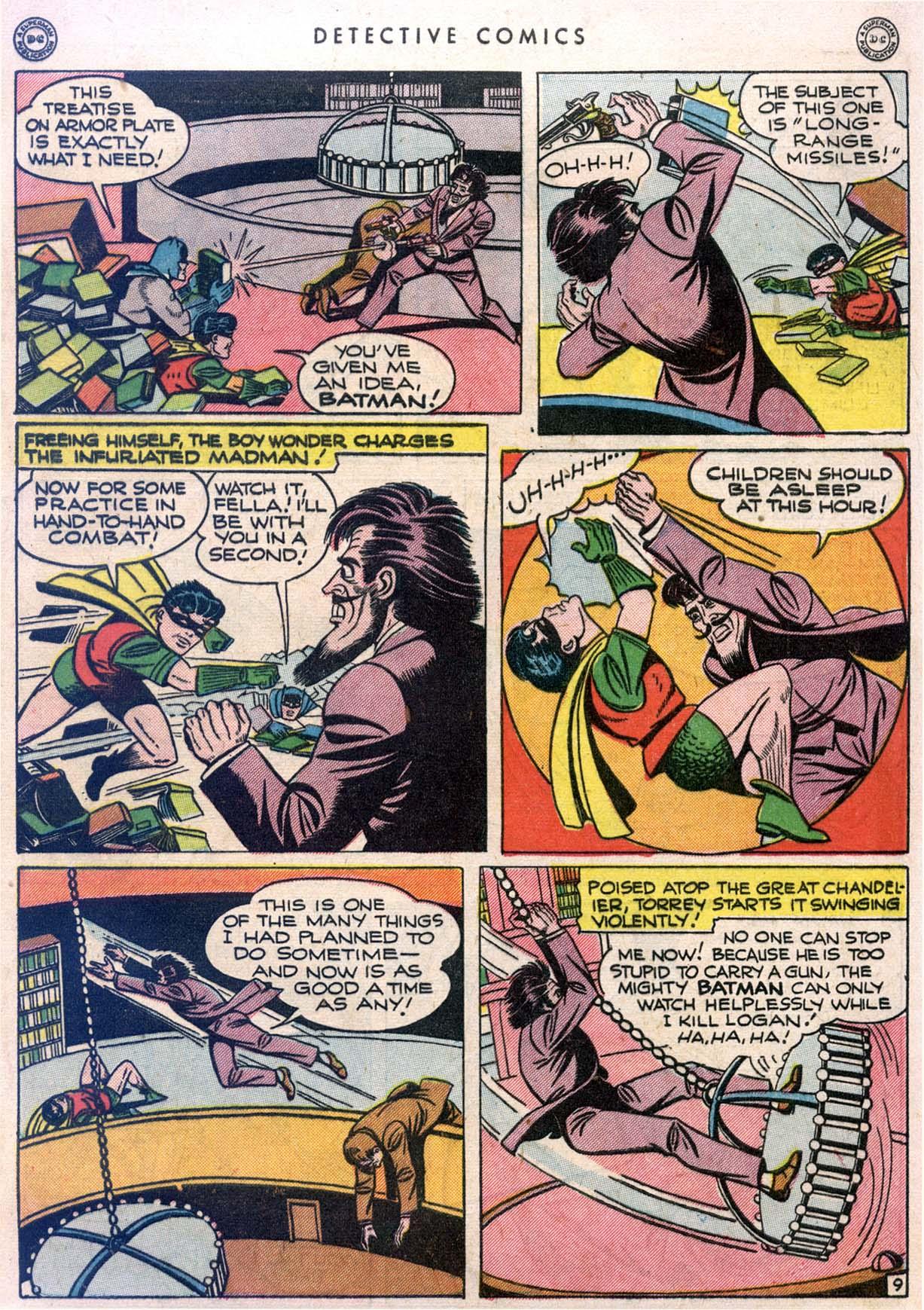Read online Detective Comics (1937) comic -  Issue #106 - 11