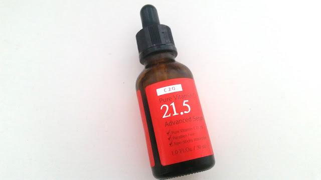 Pure Vitamin C21.5 Advance Serum Review