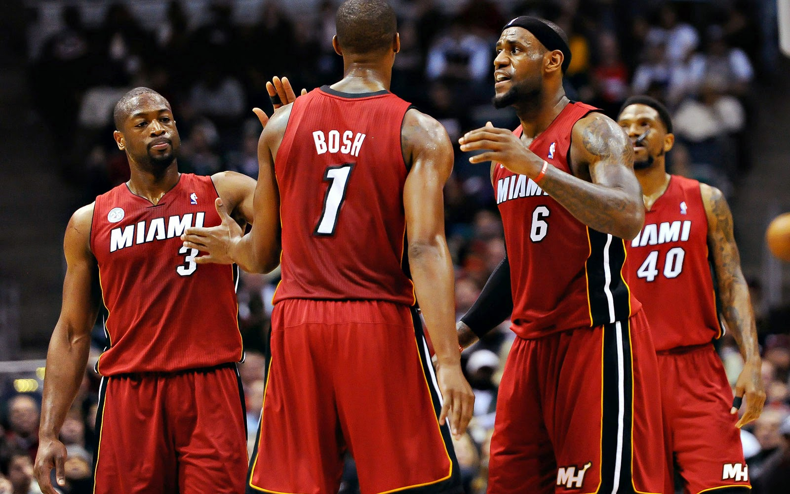Miami Heat en vivo gratis online ver live partido NBA en directo Watch NBA free in streaming Lebron James, Bosh