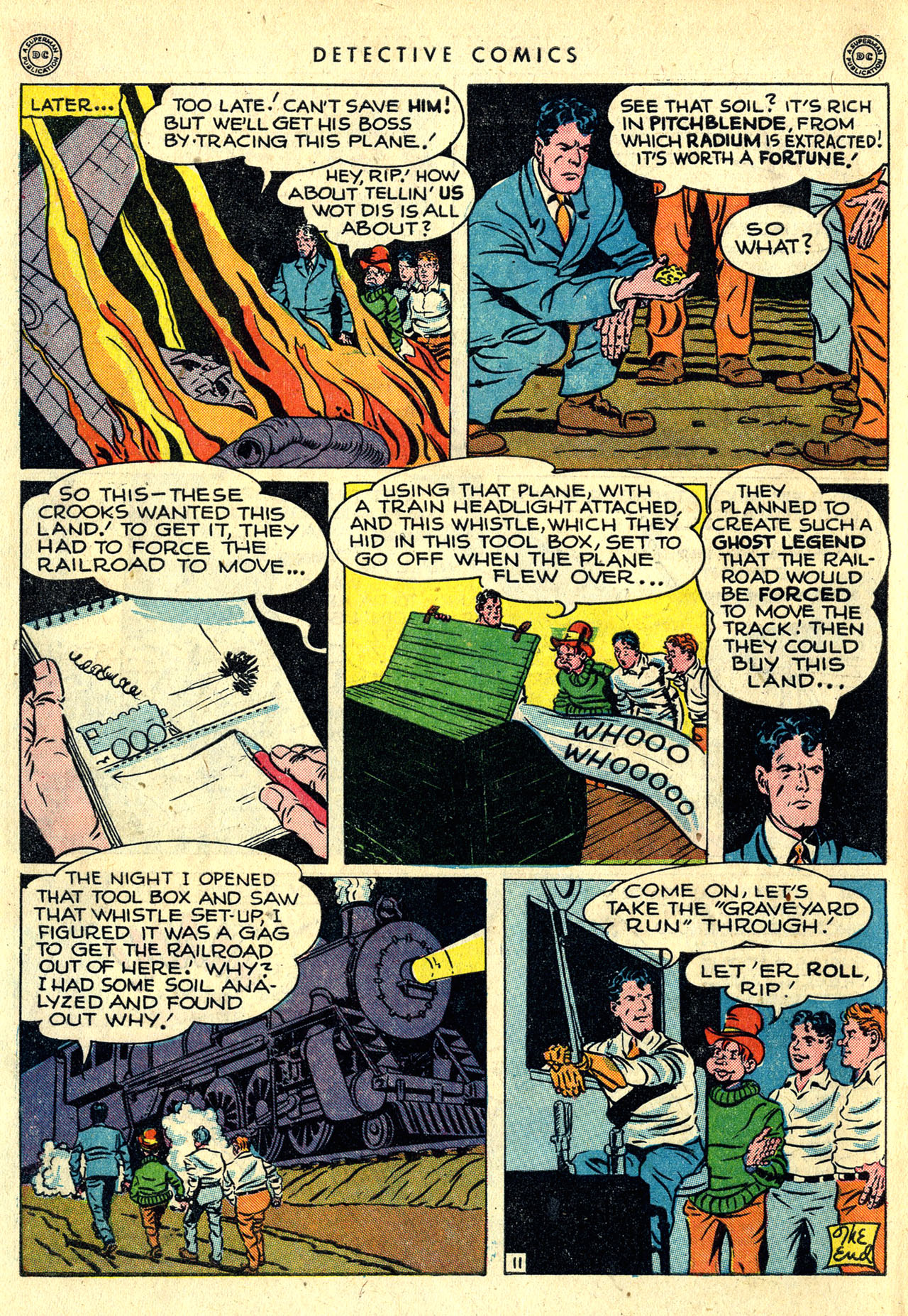 Read online Detective Comics (1937) comic -  Issue #121 - 48