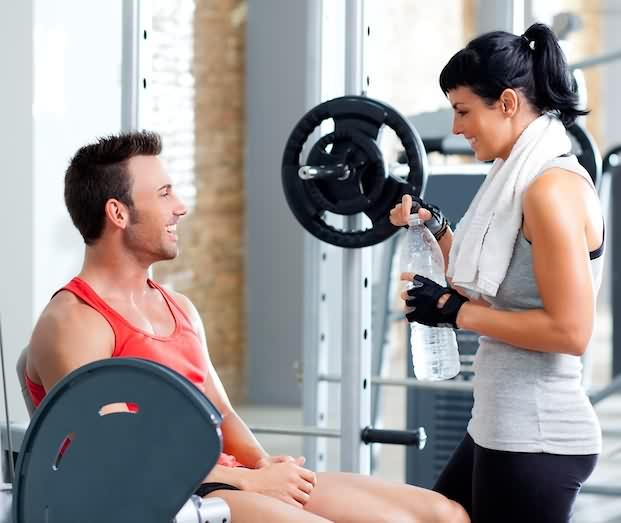 how to pick up chicks at the gym