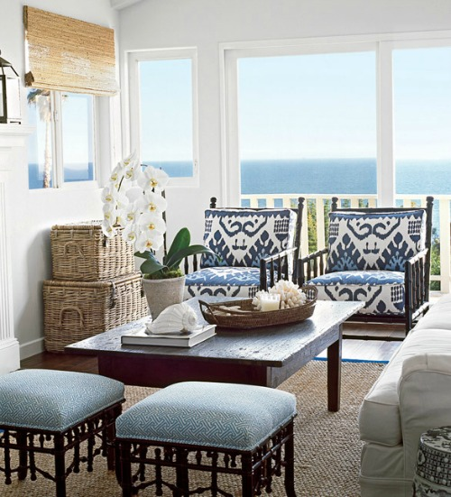 Coastal Living Rooms