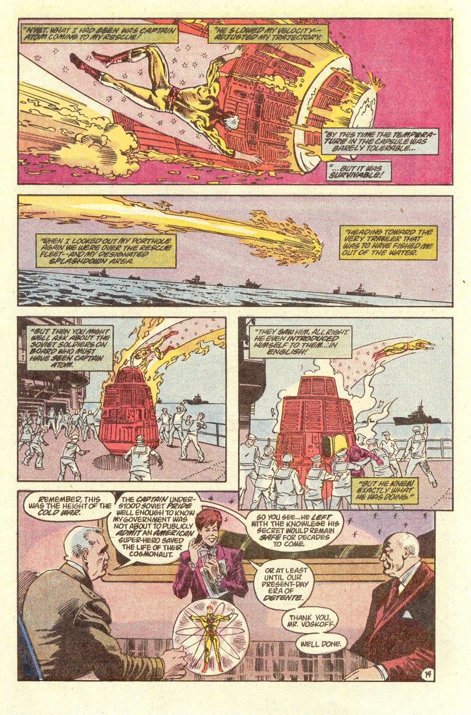 Read online Secret Origins (1986) comic -  Issue #34 - 16