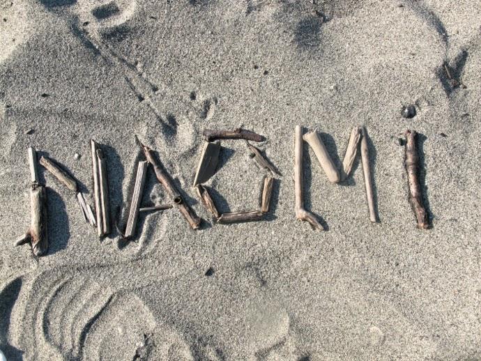 naomi turns 8