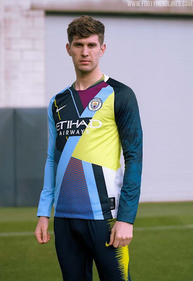 3a2d9056c Nike Manchester City  Celebration  Mashup Jersey Released - Footy ...