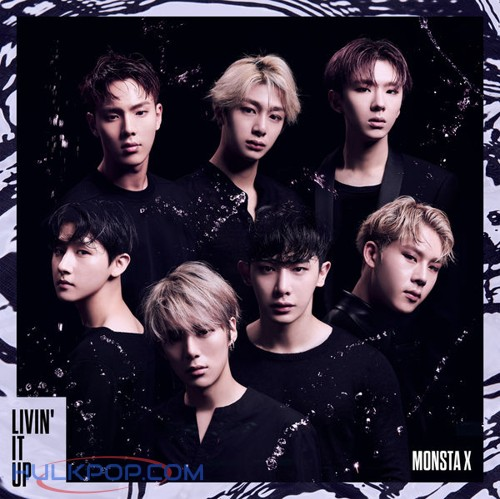 MONSTA X – Livin' It Up -Japanese Ver.- – Single (ITUNES MATCH AAC M4A)