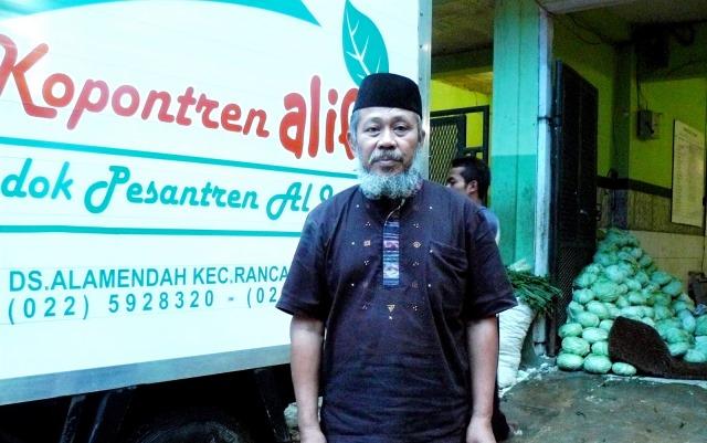 Biografi KH. Fu'ad Affandi dan Prinsip Suksesnya