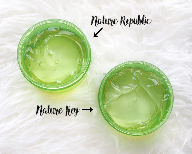 Nature Key Aloe Vera Soothing Gel Review