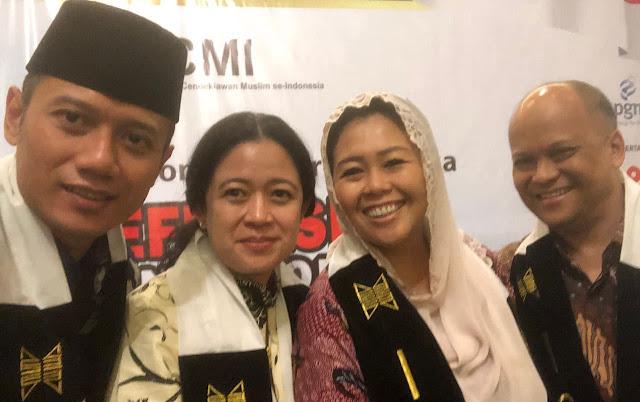 3 Anak Presiden RI Diajak Gabung jadi Timses Prabowo-Sandi