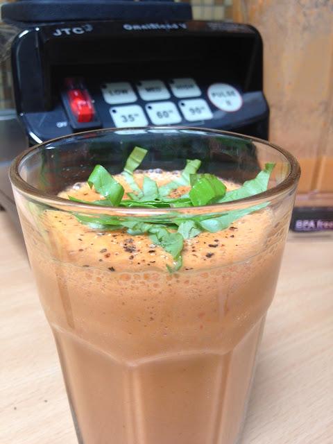 Eiskalte Gazpacho für heiße Tage – der Hit!