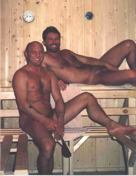 naked amish men
