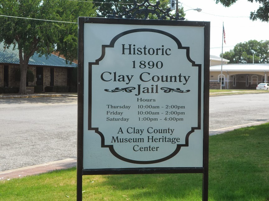 clay county texas museum
