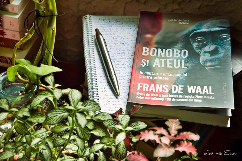 Bonobo și ateul de Frans de Waal