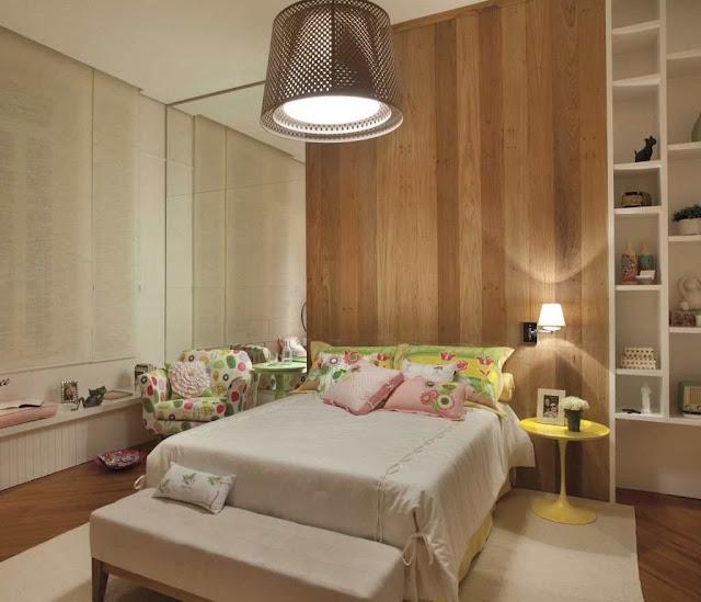 Espelhos no quarto de casal: veja 10 formas de usar e decorar. Blog Achados de Decoração