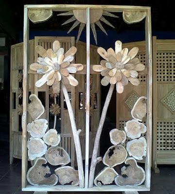 37 desain sketsel penyekat untuk pembatas ruangan dari kayu jati