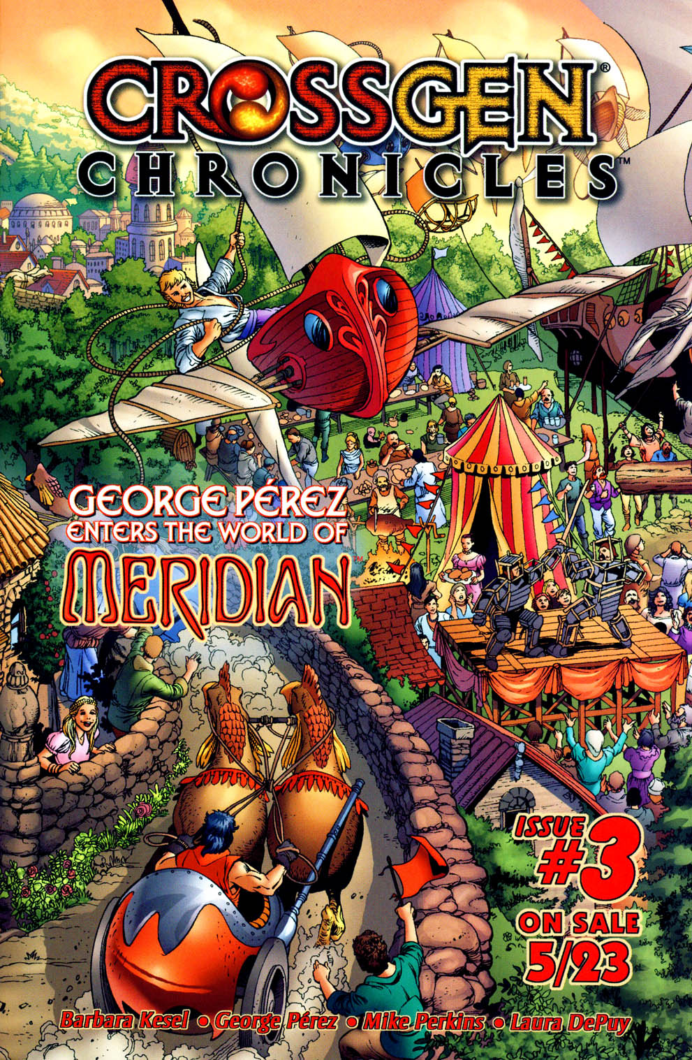 Read online Sigil (2000) comic -  Issue #12 - 32