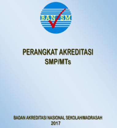 Panduan Akreditasi SMP Tahun 2017 PDF