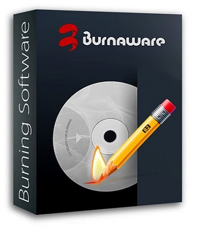 BurnAware Professional 10.1 poster box cover