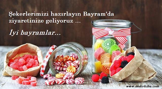 Resimli Ramazan Bayramı Mesajları, Şeker Bayramı Mesajları