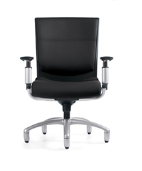 Global Total Office 2611-1 Ride Chair
