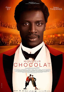 Cartel: Monsieur Chocolat (2016)