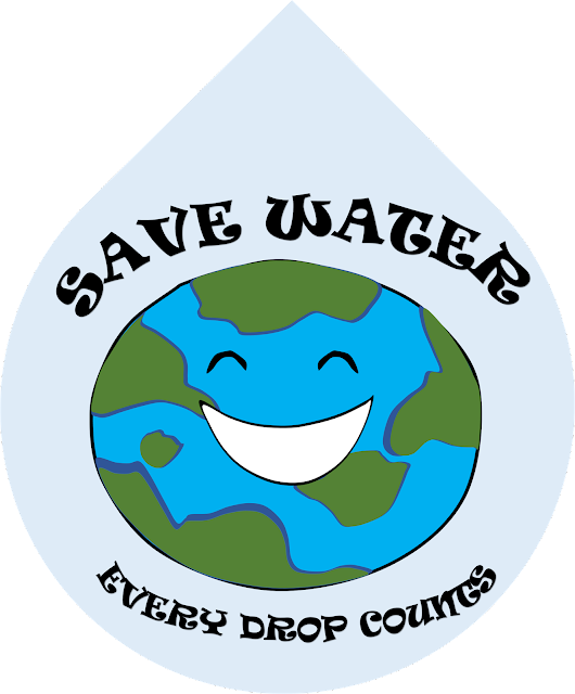 Poster for Water Conservation, save water poster