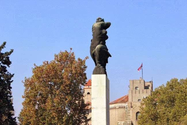 Kalemegdan spomenik