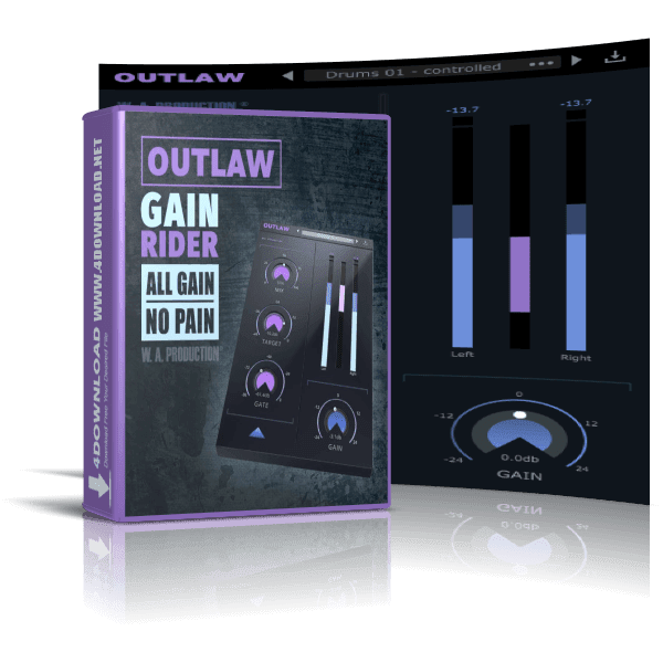 W. A. Production - Outlaw v1.0.1 Full version