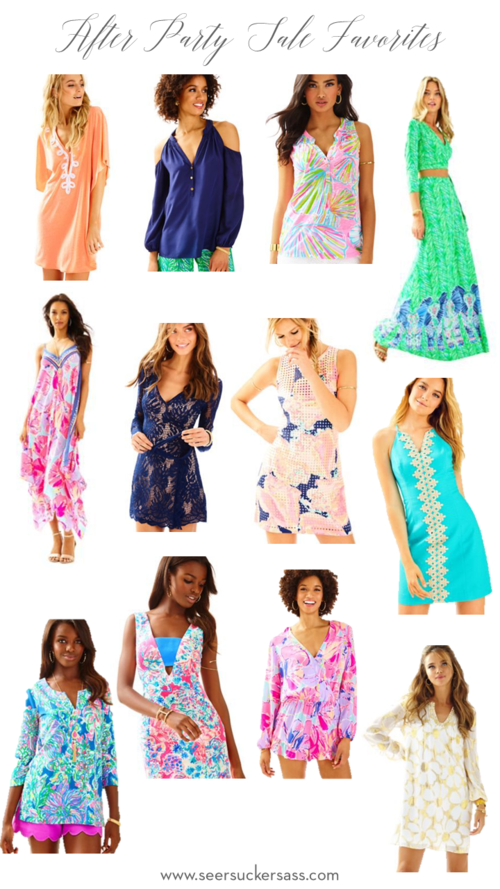 Lilly Pulitzer After Party Sale Favorites