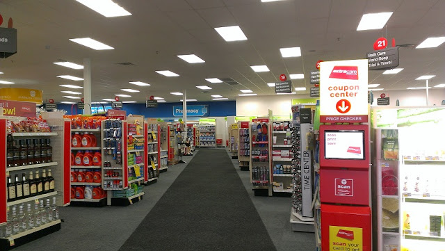 Loja CVS para comprar shampoo e condicionador em San Diego