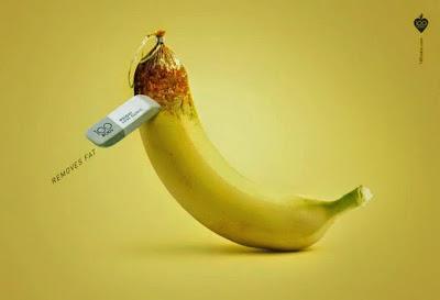 anuncios impresos de cosas ingeniosos