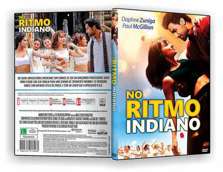CAPA DVD – No Ritmo Indiano – ISO