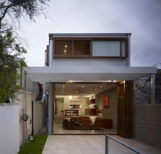 contoh rumah minimalis di lahan sempit