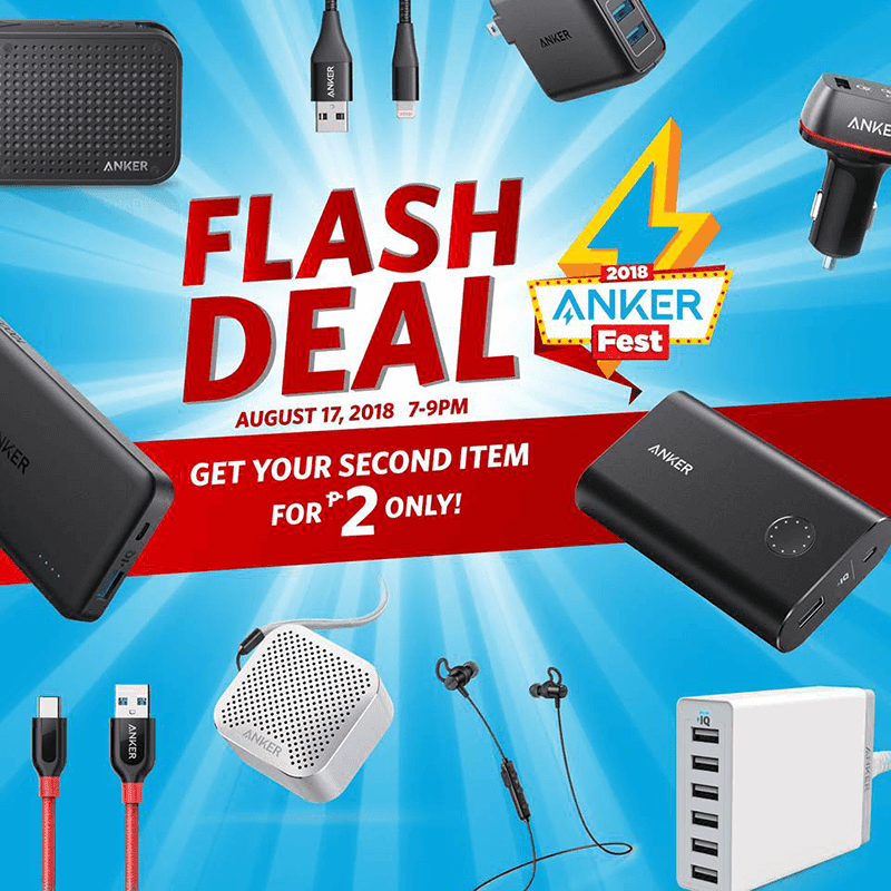 Flash deal alert!