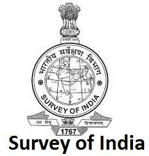 Survey of India Recruitment 2017