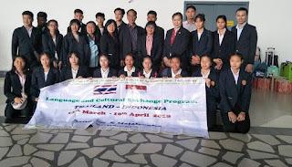 MA Darul Uluum PUI Majalengka Terima Puluhan Pelajar Asal Thailand