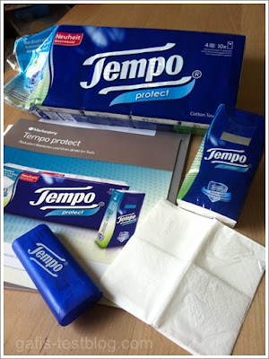 Tempo protect im Test
