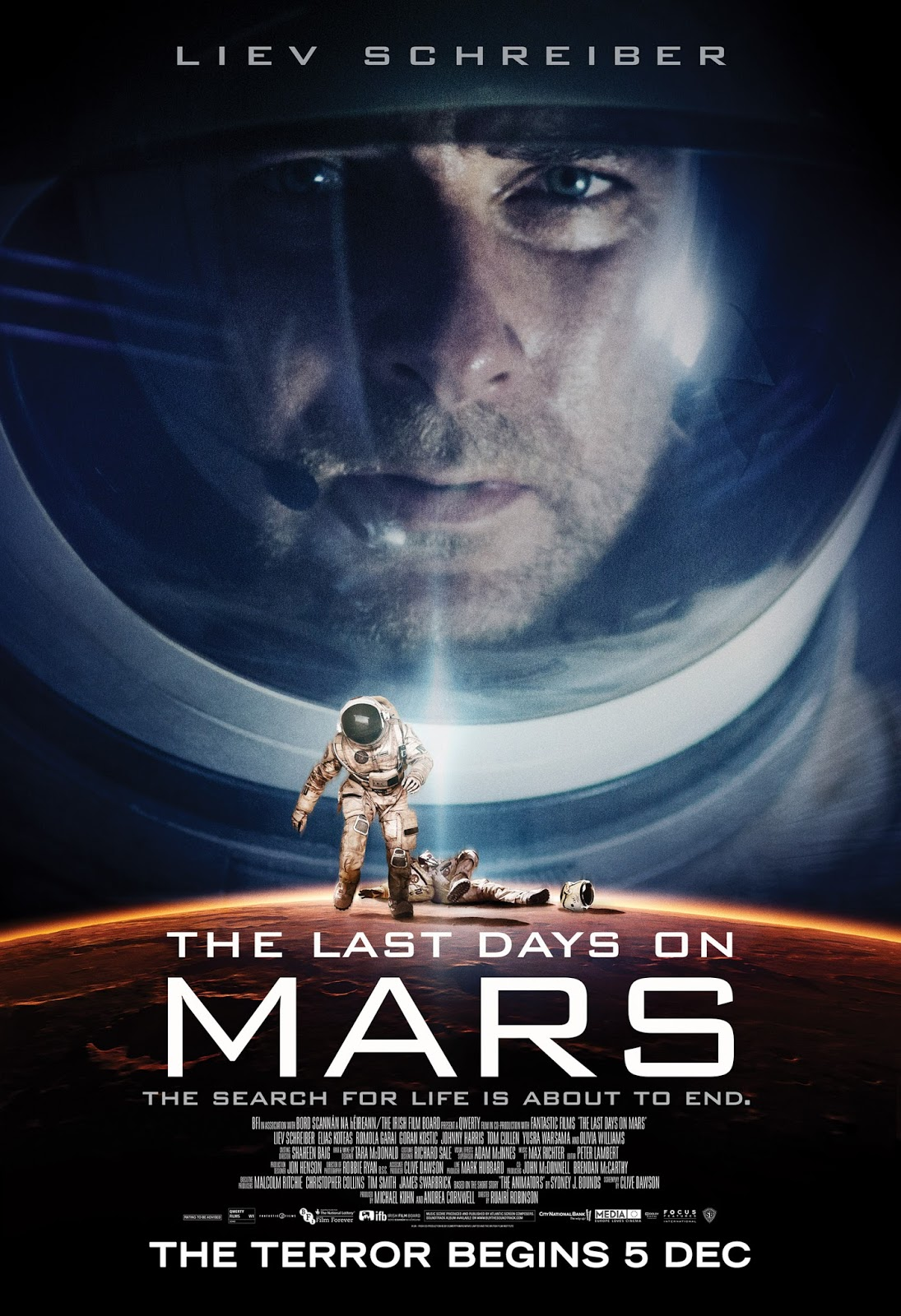 The Last Days on Mars (2013) ταινιες online seires xrysoi greek subs