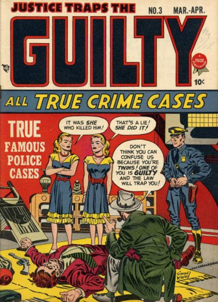 Simon-Kirby Justice Traps the Guilty