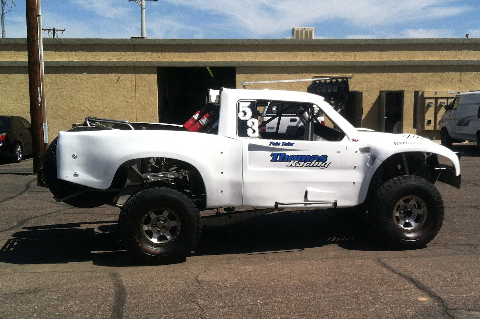 TROPHY TRUCK FOR SALE