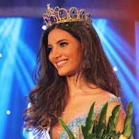 Foto Stephanie Del Valle Juara Miss World 2016