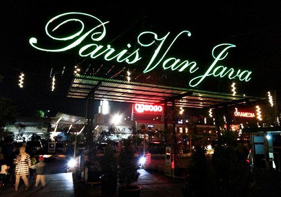 Varis Van Java Bandung