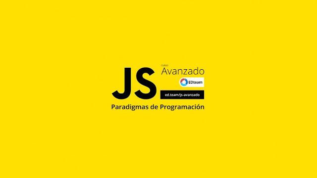 Javascript Paradigmas de programacion (EDteam)