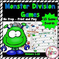 Monster Division Games
