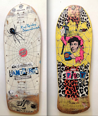 An Interview with Spidey De Montrond on Skateboard Collecting