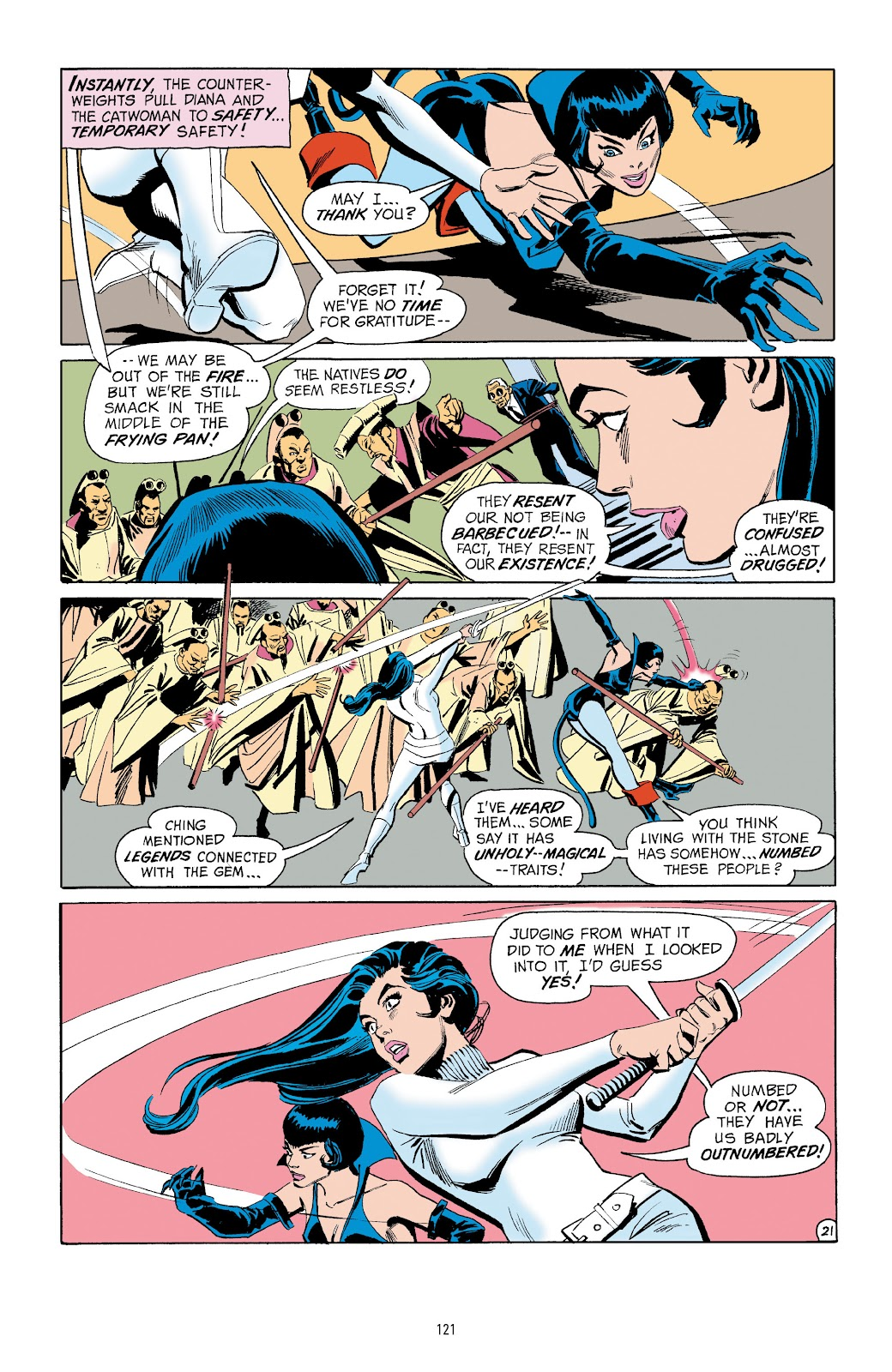 Read online Catwoman: A Celebration of 75 Years comic -  Issue # TPB (Part 2) - 22