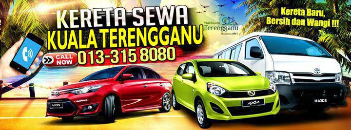 Sewa kereta Kuala Terengganu