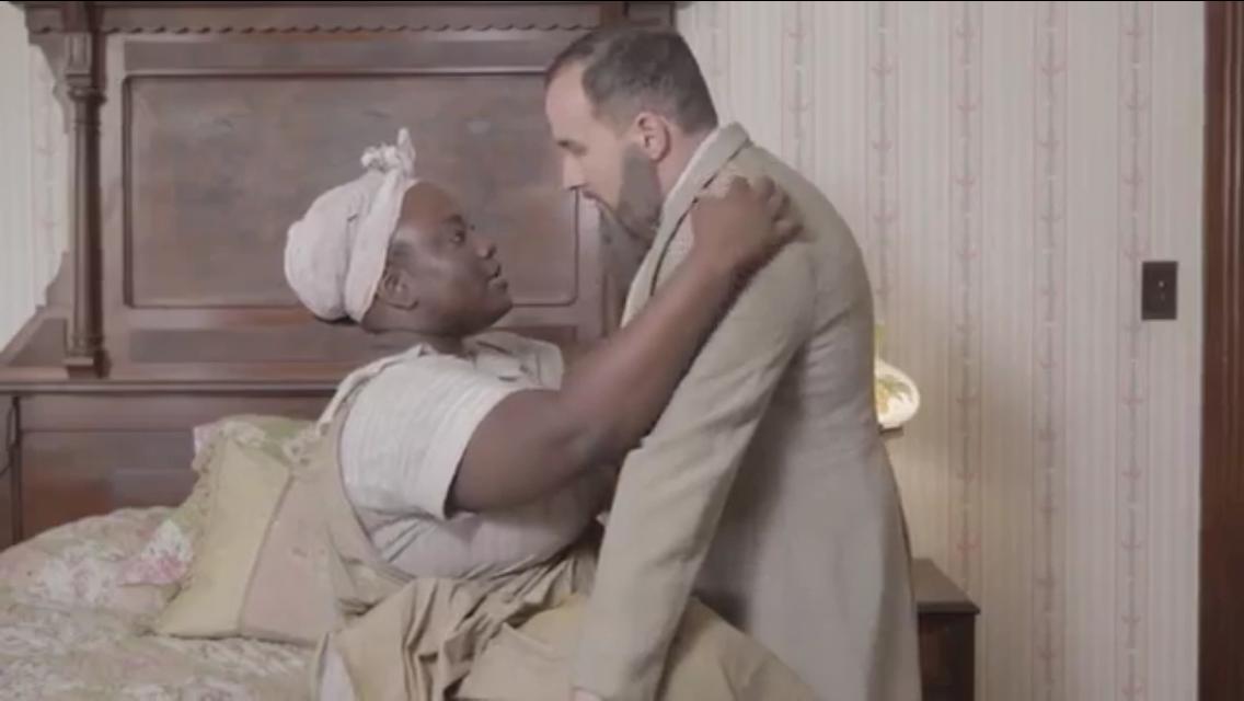 Black woman sex slave