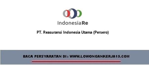 Lowongan kerja Reasuransi Indonesia Utama (Persero)